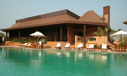Enjoy the panoramic view of sea in Budget hotels in goa
