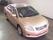2010 Toyota Corolla Axio X in very good condition