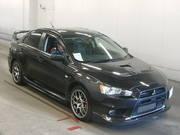 2010 Mitsubishi Lancer GSR