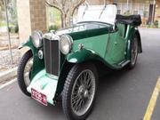 1934 Mg Pa 1934 PA MG 4-seater tourer