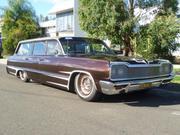 1964 chevrolet 1964  CHEV IMPALA wagon,  Custom,  lowrider,  Airbags