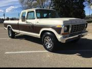 1978 Ford F-250 Ford F250 (1978) manual NOT F100,  Chev,  4WD,  F150,