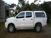 2008 Toyota Hilux 2008 Toyota Hilux SR Auto 4x4 MY08