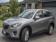 Mazda 2012 2012 Mazda CX-5 Grand Touring KE Series Auto AWD