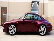 Porsche 911 126000 miles