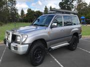 2001 toyota 2001 Toyota Landcruiser GXL Auto 4x4