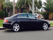 Mercedes-benz Cls500 117500 miles