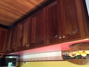 Solid Tasmanian Oak kitchen