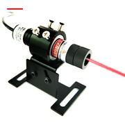Focus Adjustable 50mW Economy Red Line Laser Alignment